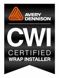 Avery Dennison CWI Certified Wrap Installer