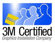 3M Certified, Graphics Installation Company